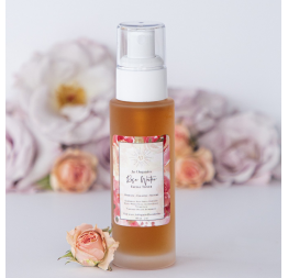 """ROSE WATER TONER"" lotion tonique à la Rose: Ao Organics"