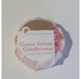"""GUAVA-LICIOUS"" conditioner bar: AO Organics"