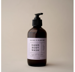 """SUGARED LAVENDER"" hand & body wash: Rachels' Plan Bee"