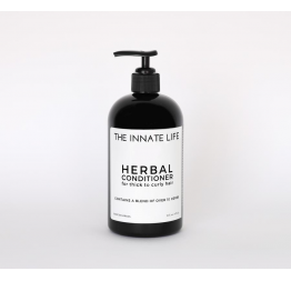 """HERBAL"" conditioner thick to curly hair: The Innate Life"