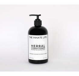 """HERBAL"" conditioner thin to normal hair: The Innate Life"