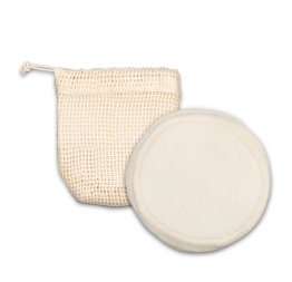 REUSABLE ORGANIC COTTON ROUNDS: Josh Rosebrook