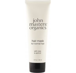 """""""HAIR MASK"""" for normal hair with Rose & Apricot: John Masters Organics"""