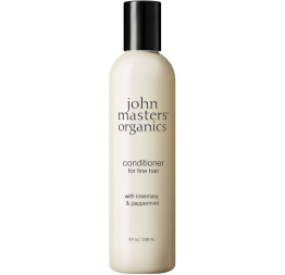 """""""CONDITIONER FOR FINE HAIR"""" with rosemary & peppermint: John Masters Organics"""