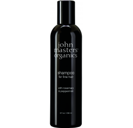 """""""SHAMPOO FOR FINE HAIR"""" with rosemary and peppermint: John Masters Organics"""