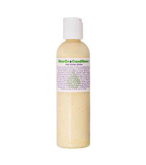 SHINE ON HAIR CONDITIONER: Living Libations