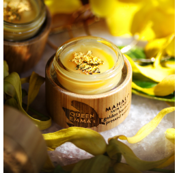 """""""QUEEN EMMA"""" pressed serum (in a balm): MAHALO"""