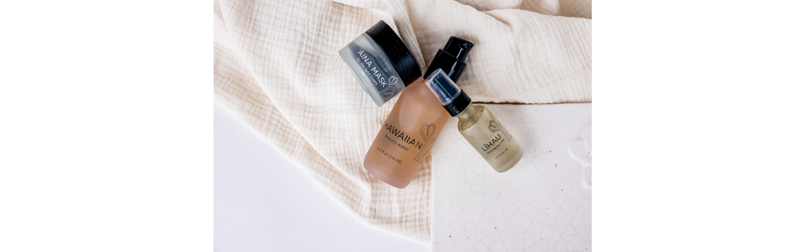 Honua skincare: Hawaiian Skincare